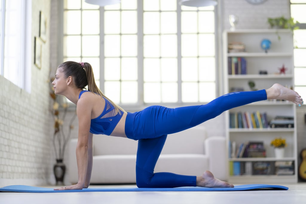 Physiotherapist's Abs and Bum Workout For Beginners