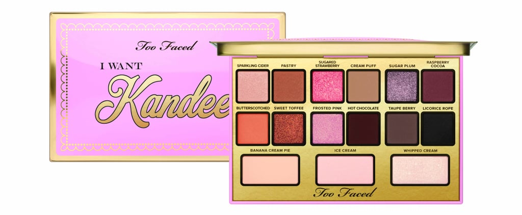 Exclusive Details on When and Where You Can Buy the Too Faced I Want Kandee Collection