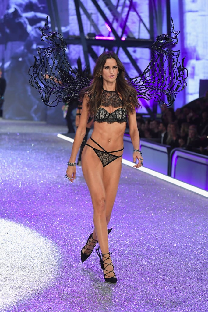 457912992c Izabel Goulart at the Victoria s Secret Fashion Show 2016
