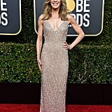 Felicity Huffman at the 2019 Golden Globes