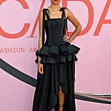 Ayesha Sesay at the 2019 CFDA Awards