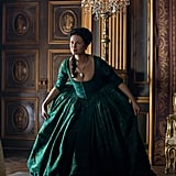 Claire sleeps with King Louis XV to free Jamie from the Bastille