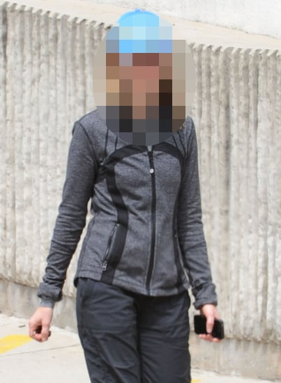 Guess Which Actress Is Sporting Lululemon?