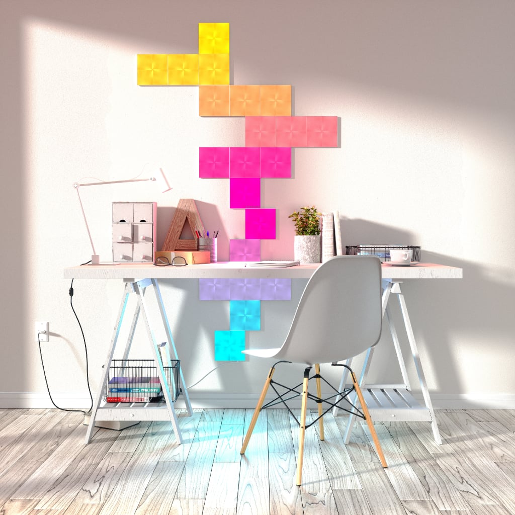 Nanoleaf Canvas — Office Space