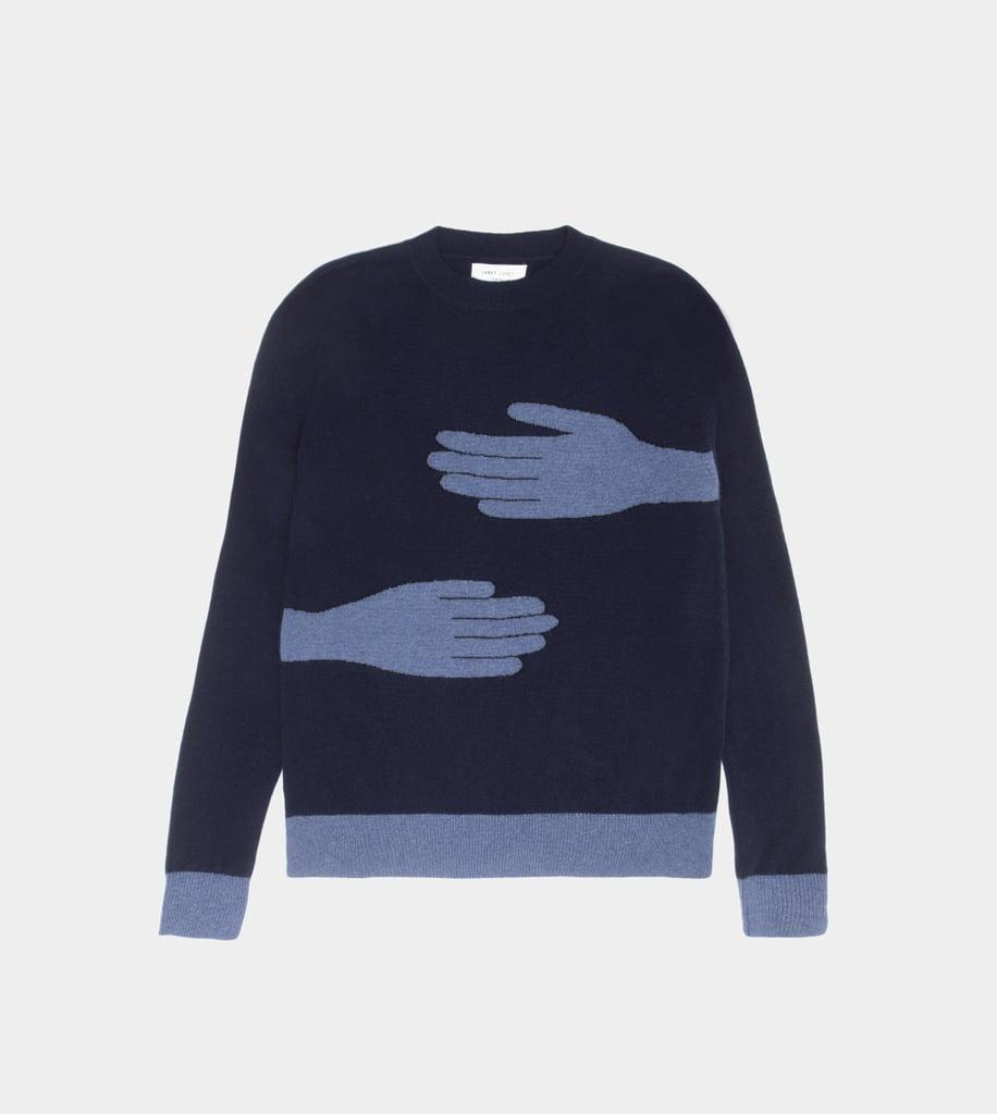 Leret Leret Hold Me Crewneck Sweater