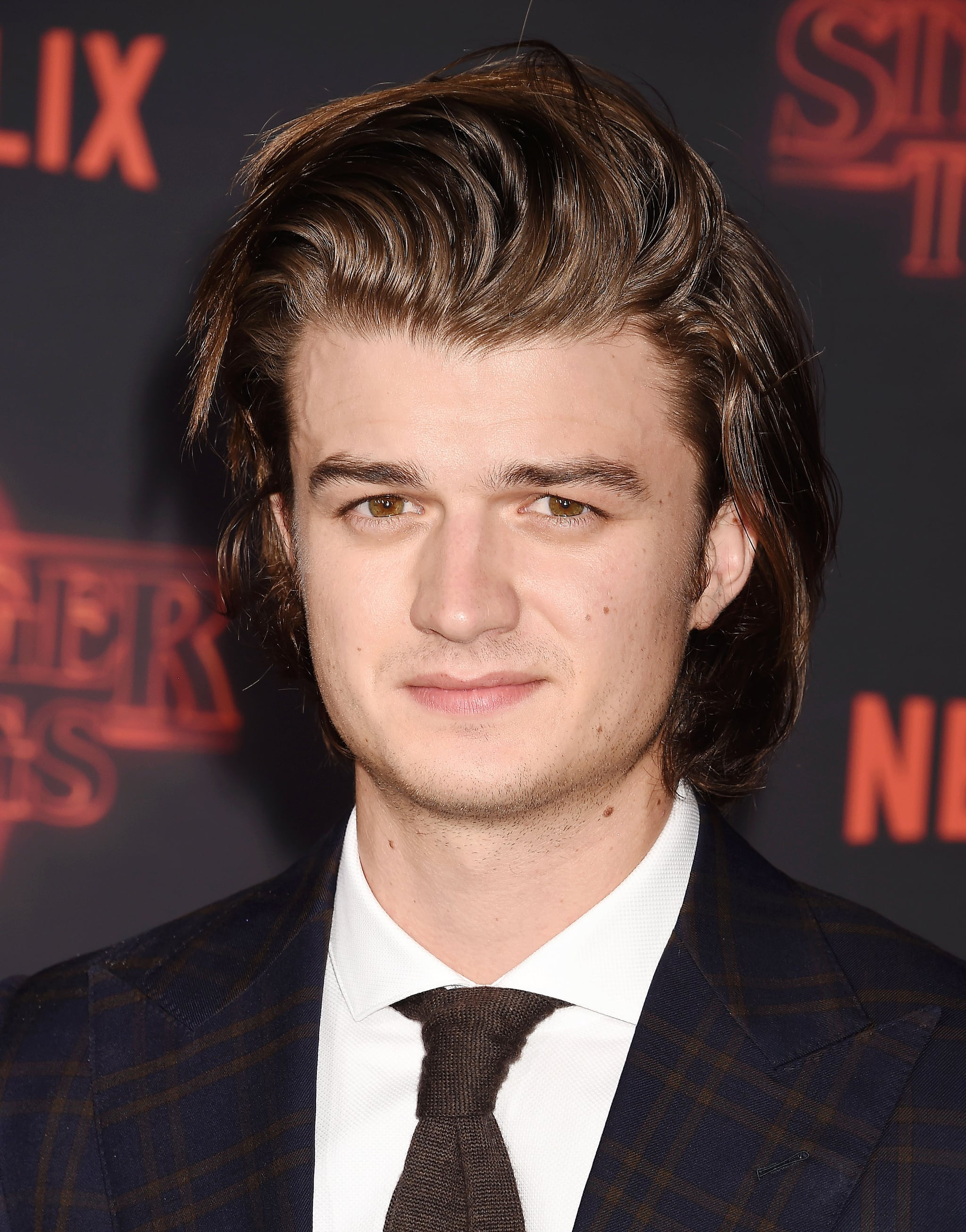 Image result for joe keery's hair
