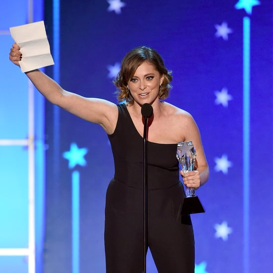 Rachel Bloom Critics' Choice Award Speech 2016