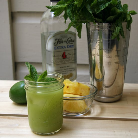 Blueprint cleanse pineapple mint cocktail popsugar fitness malvernweather Image collections