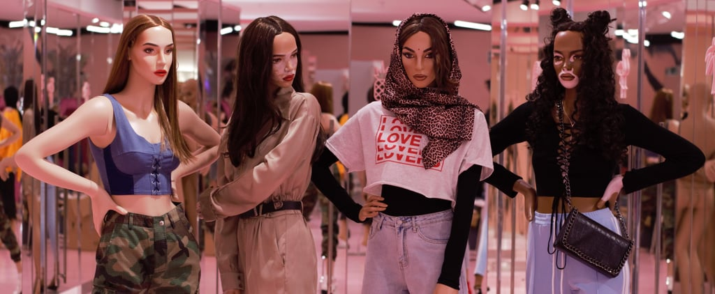 Missguided's Diverse Mannequins Will Make You Stop Shopping, Set Down Your Bags, and Clap