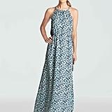 Maxicat Silk Dress ($350)