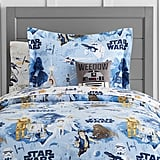 For 5-Year-Olds: Pottery Barn Kids Star Wars Episode 8 Bedding