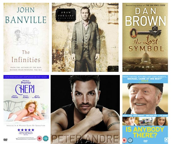 PopSugarUK's Must Haves of Films, DVDs, Books and CDs Released in September 2009