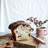 Sourdough Cinnamon and Date Swirl Bread