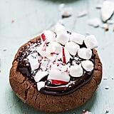 Hot Chocolate Meltaway Cookies