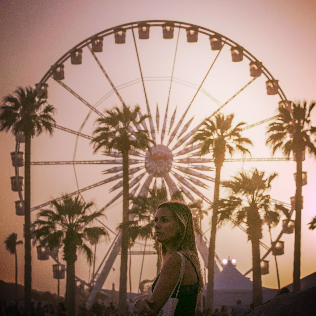 The season of music fetes is upon us! Whether you're traveling to Southern California for Coachella or gearing up for this Summer's Bonnaroo, make sure you're fully prepared for a multiday carouse. Protect your devices from the desert sun, get WiFi even in the middle of the Sahara tent, and carry your things in the most psychedelic kitty tote with this month's must haves from POPSUGAR Tech.