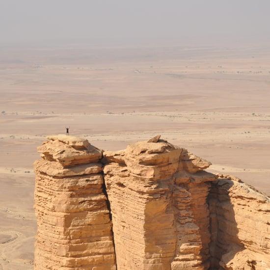 رحلة حافة العالم فورسيزونز الرياض