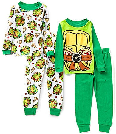 Ninja Turtles Pizza Shells Pajama Set
