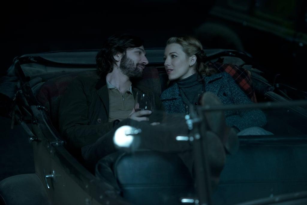 Ellis (Michiel Huisman) romances Adaline (Blake Lively).