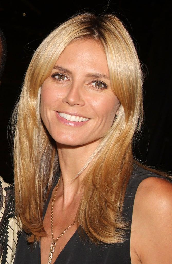 Heidi Klum — 2014
