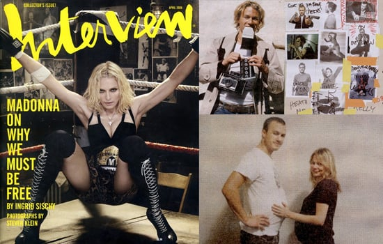 Heath Ledger Remembered In Interview Magazine