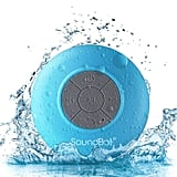 SoundBot Water-Resistant Bluetooth Shower Speaker