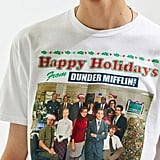 The Office Happy Holidays Tee