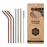 Reusable Stainless-Steel Straws
