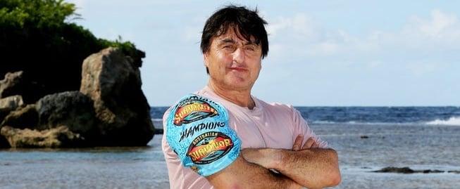 Ross Clarke-Jones Australian Survivor Elimination Interview