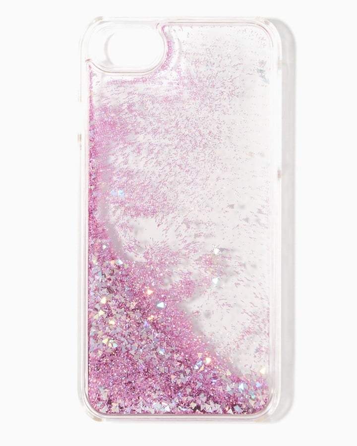 Charming Charlie Glitter Crazed iPhone 7/7 Plus Case ($15)