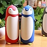 ChezMax Penguin Cartoon Stainless Steel Thermos