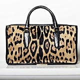 Diglam Pony Satchel in Leopard Photo courtesy of Tamara Mellon