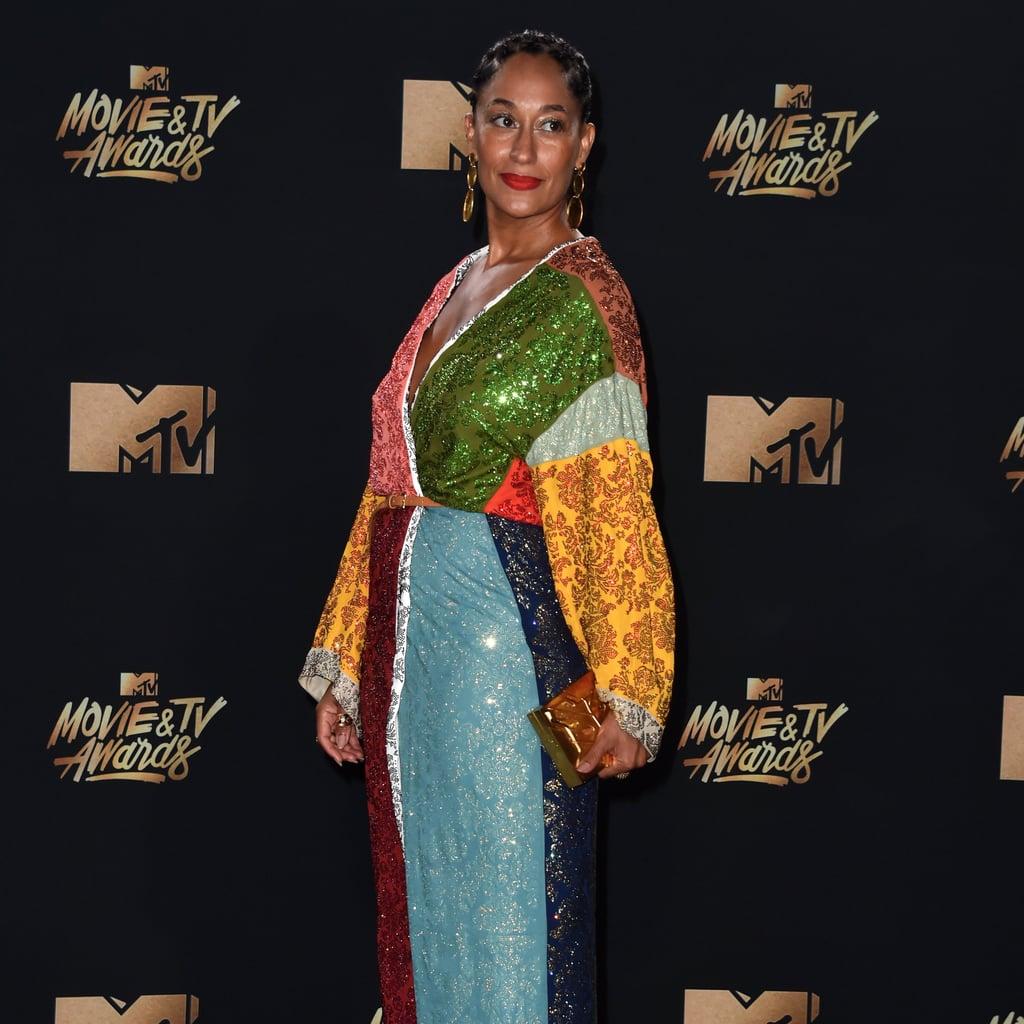 Tracee Ellis Ross MTV Movie Awards Dress 2017