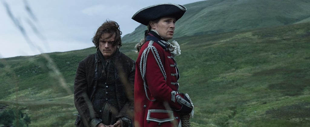 Why Outlander Cut Basically Everything About Lord John's Lover