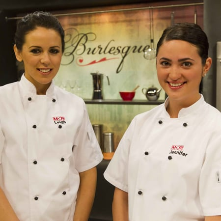 Interview With My Kitchen Rules 2012 Winners Leigh Sexton and Jennifer Evans