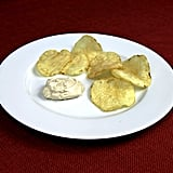 Potato Chips With French Onion Dip