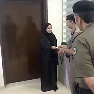 أوّل امرأة من المملكة العربيّة السعوديّة تحصل على رخصة قيادة