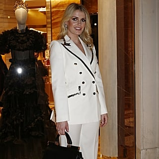 Lady Kitty Spencer Dolce & Gabbana Suit 2019