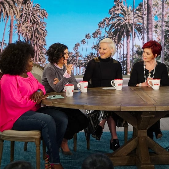 POPSUGAR on The Talk February 2017 | Video