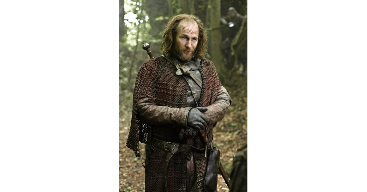 Red priest game of thrones actor replaced
