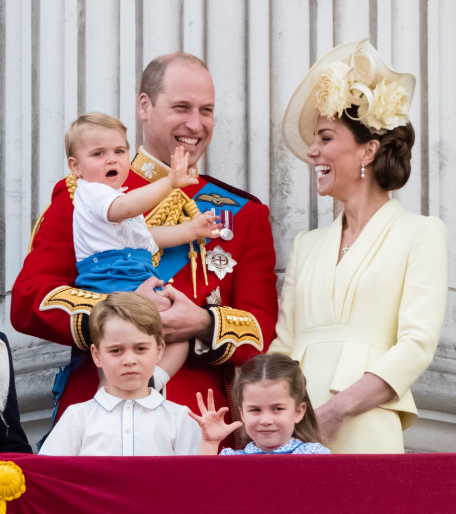 Prince William and Kate Middleton make one adorable pair, and their family is just as cute. The royal couple, who married on April 29, 2011, are loving parents to three beautiful children. They welcomed Prince George in 2013, Princess Charlotte in 2015, and Prince Louis in April 2018.  Over the years, the duo have given us sweet glimpses of their family life by releasing official portraits and attending royal engagements together. Seriously, who can forget when Kate and Will brought their kids along for their royal tour of Poland and Germany in 2017? Take a look back at their sweetest moments ahead.        Related:                                                                                                           The Cute Thing Kate Middleton Does When Prince William Isn't Looking