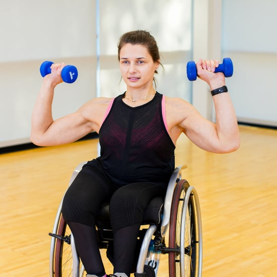 10-Minute Workout For People in a Wheelchair