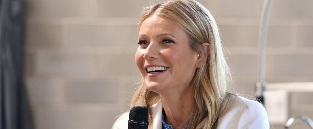 Gwyneth Paltrow Announces the Goop Launch Fans Have Been Asking For: A Sport Line
