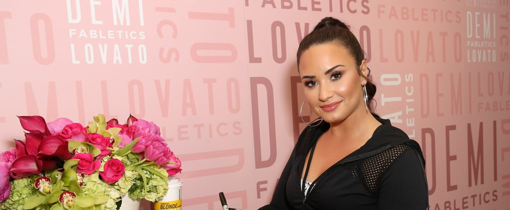 Demi Lovato on Mental Health Advocacy