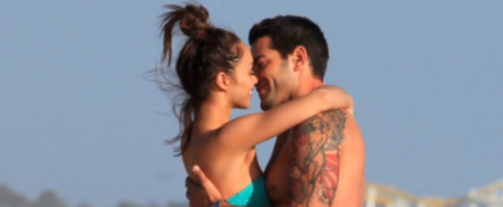 Celebrity PDA on the Beach | Video