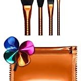 MAC Shiny Pretty Things Face Brush Kit