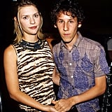 Claire Danes and Ben Lee