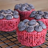 Low-Fat Red Velvet Cupcakes