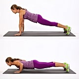 Triset 2, Exercise 2: Push-Up