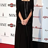 Photos From Nine Premiere in Rome