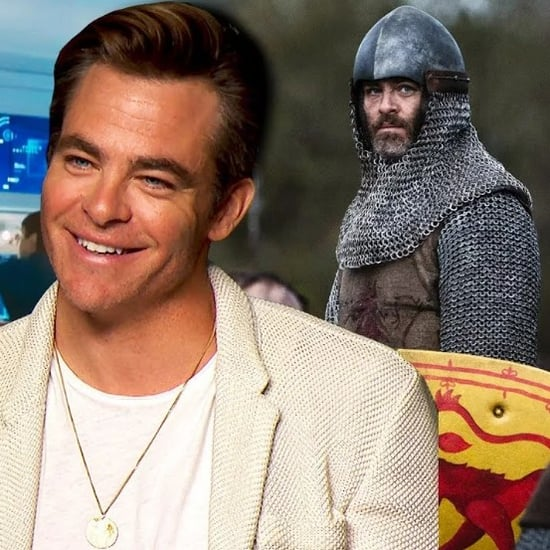 Chris Pine Talking About Outlaw King Nude Scene on BBC Video